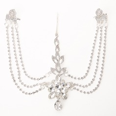 Luxurious Crystal/Alloy/Plastic Forehead Jewelry