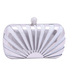 Fashional Zinc Alloy Clutches/Fashion Handbags