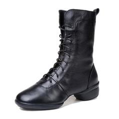 Женщины Танцевальные кроссовки Современный Танцевальные кроссовки Бальные танцы Обувь для танцев