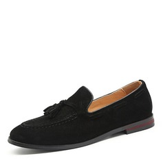 Men's Suede Tassel Loafer Casual Men's Loafers