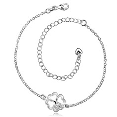Lovely Silver Plated Ladies' Body Jewelry