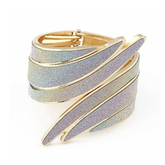 Beautiful Alloy Resin Ladies' Fashion Bracelets