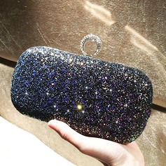 Brillante Paillette Pochette/Satchel