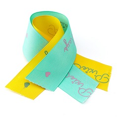 Personalized Grosgrain Ribbon