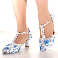 Femmes Mesh Talons Latin Chaussures de danse