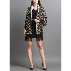 Polyester Wool Fashion Wrap