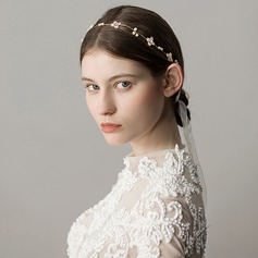 Ladies Special Imitation Pearls Headbands With Venetian Pearl (Sold in single piece)