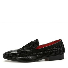Mannen Suede Casual Loafers voor heren