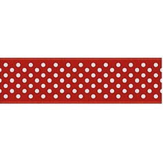 Dot Satin Ribbon