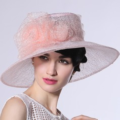 Ladies' Beautiful/Fashion/Glamourous Organza Beach/Sun Hats