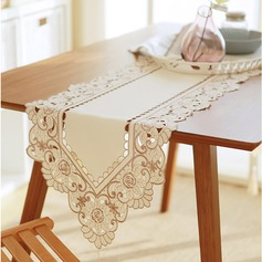 Traditional/Classic Lace Cloth Tablecloth (203084292)