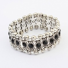 Stylish Alloy Rhinestones Ladies' Fashion Bracelets