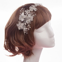Unique Crystal/Rhinestone/Alloy Headbands
