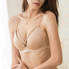 Chinlon/Spandex Fashion Bra