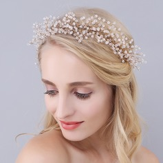 Romantic Imitation Pearls Headbands