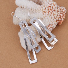 Nice Silver Plated Ladies' Fashion Earrings