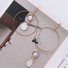 Fashional Alloy Shell Ladies' Fashion Earrings