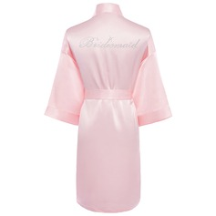 Bridesmaid Gifts - Elegant Charmeuse Robe (256173981)