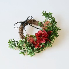 Nice Lovely/Beautiful/Round Artificial Flowers Wedding Ornaments
