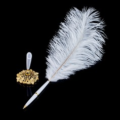 Parfait Feather Ensemble de crayon