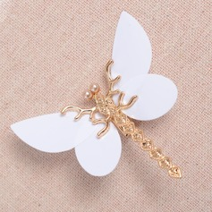 Beautiful/Lovely Alloy/Imitation Pearls/PVE Hairpins (Sold in single piece)