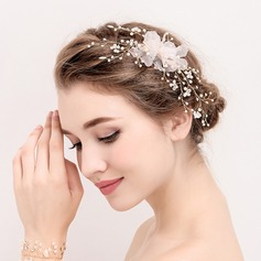 Ladies Beautiful Crystal/Rhinestone/Alloy Hairpins