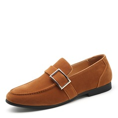Men's Suede Horsebit Loafer Casual Men's Loafers