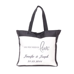 Personalized Canvas Style Fashion Handbags