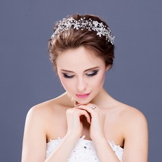 "Handmade Crystal/Rhinestone/""A"" Level Rhinestone Headbands"
