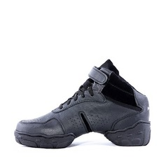 Unisex Real Leather Sneakers Sneakers Ballroom Dance Shoes