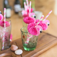 Bridesmaid Gifts - Cute Fashion Paper Straw (Set of 25)