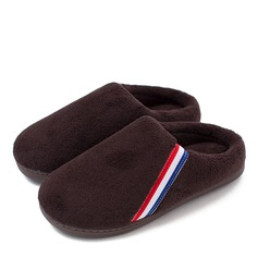мужская ткань вскользь Men's Slippers
