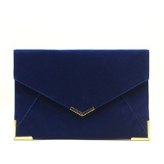 Elegant Velvet Clutches/Luxury Clutches