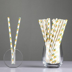 Bridesmaid Gifts - Beautiful Cute Dot Paper Straw (Set of 25)
