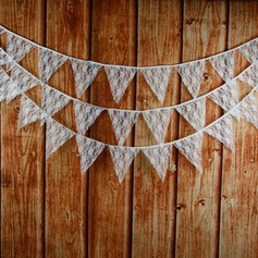 Triangle Lace Photo Booth Props