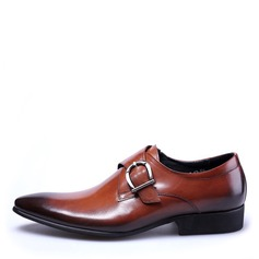 Men's Leatherette Monk-straps Dress Shoes Work Men's Oxfords
