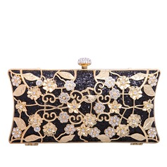 Classical Polyester/Alloy Clutches