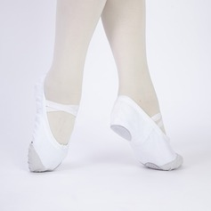 Kids' Canvas Ballet Dance Shoes