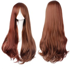 Body Wave Synthetische Cosplay / trendy pruiken 270g