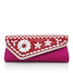 Refined Satin Clutches