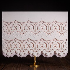 Classic Style Top Fold Invitation Cards