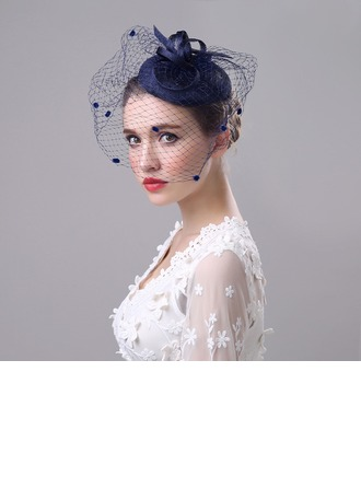 Dames Klassiek Fascinators