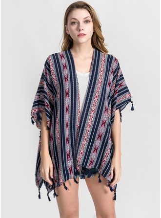 moda/simple Beach Poncho