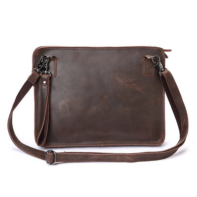 Groom Gifts - Elegant Leather Briefcase