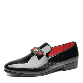 Men's Leatherette Casual Men's Loafers (260187361)
