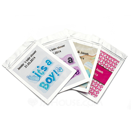 Personalized High Quality EVA Tea Bag (Set of 12)