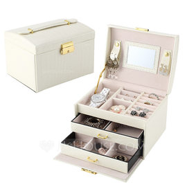 Bride Gifts - Pu Jewelry Box (255183250)