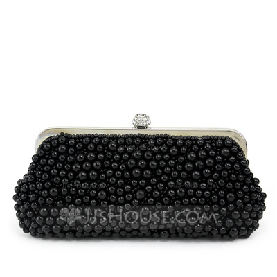 Gorgeous Pearl Clutches