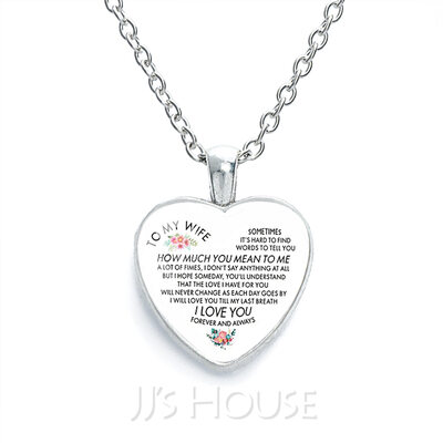 Bride Gifts - Cute Alloy Necklace