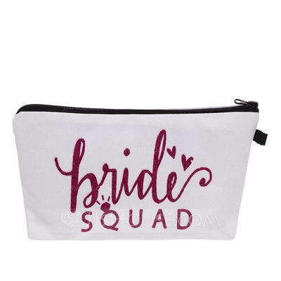 Bridesmaid Gifts - Beautiful Polyester Handbag